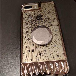 premium selection 9c24e 0c42f Case-Mate Luminescent Case for iPhone 7+/8+